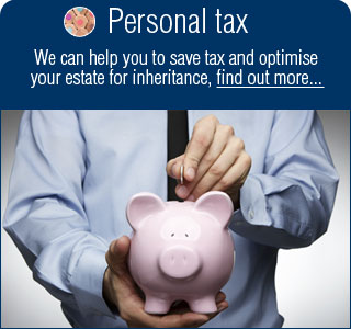 Personal tax advice in Ellesmere Port