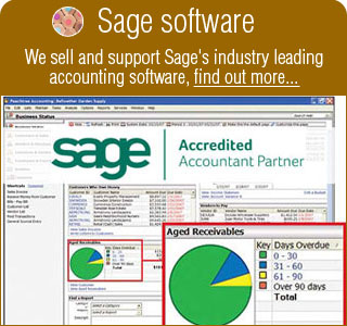 Sage software in Ellesmere Port